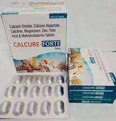 Calcure-Forte Tablet