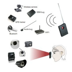 Wireless Camera Detectors