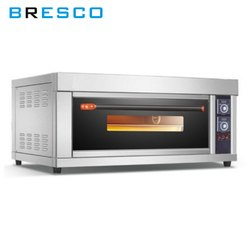 Bresco Electric Bakery Oven 1 Deck 2 Tray