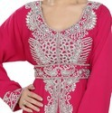 Floor Touch Party Wear Dubai Kaftan