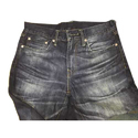 Mens Wrinkle Jeans, Waist Size: 32 And 34