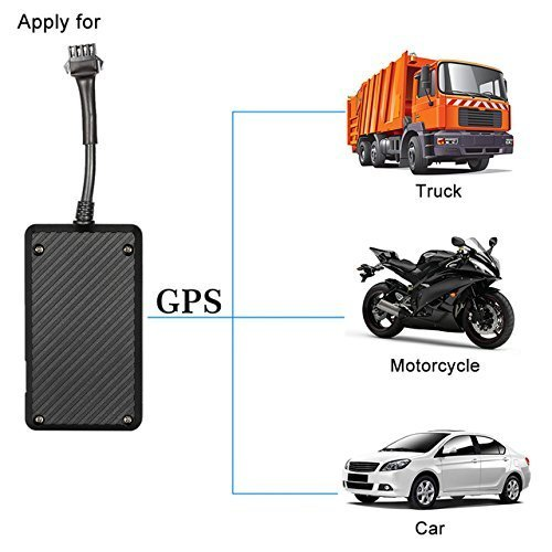 Car Tracking Device >> Xs Secure Gps Tracker Gsm Gprs Vehicle Tracking Device Tk06a