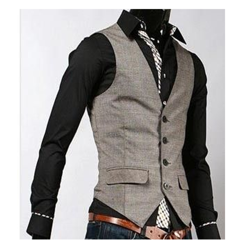 7e00dd748c5 Cotton Party Waistcoat