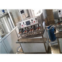 8 Nozzel Shape Pouch Juice Filling Machine