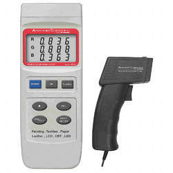 V-Tech White Color Analyzer, for Industrial