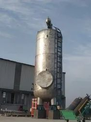 CO2 Gas Storage Tank