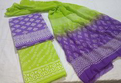 Ethnic Wear Cotton Suits