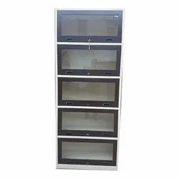 5 Layer Aluminium Bookshelf