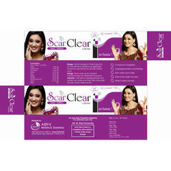 Scar Clear Cream