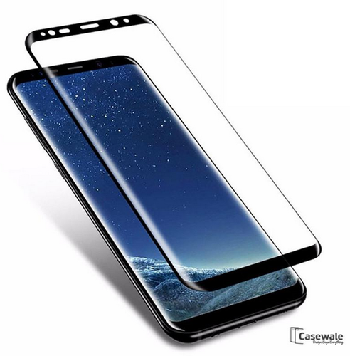 best service 002e9 c283b Case Wale Tempered Glass Screen Protector For Samsung Galaxy S9/ S9 Plus