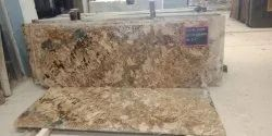 Alaska Gold Quartz Stone Slabs