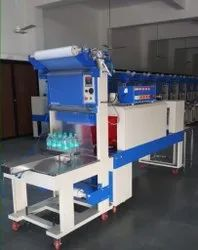 Plastic Bottle Shrinking Wrapping Packing Machine