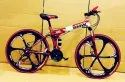 BMW Red X6 Foldable Cycle