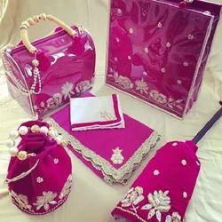 Embroidery Jain Samayik Set