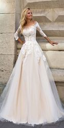 Modattire Medium and Large Bridal Wedding Gowns
