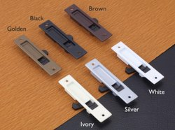 Aluminium Sliding Window Star Lock Metal and Plastic Material