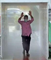 Sanitizer Tunnel