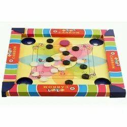 Kids Plastic Carrom Board