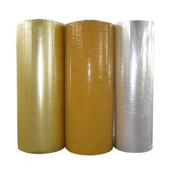 Transparent BOPP Jumbo Rolls, Packaging Type: Roll