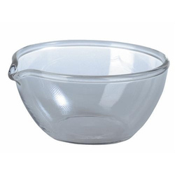 80mm Glass Evaporating Dishes, For Chemical Laboratory