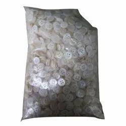 Plain Polyester Button