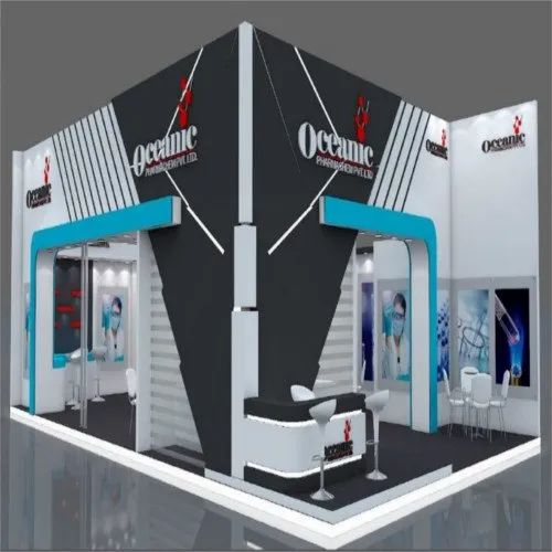 Exhibition Stall Design Agency In Ahmedabad : Exhibition stall designing service in chandlodiya ahmedabad