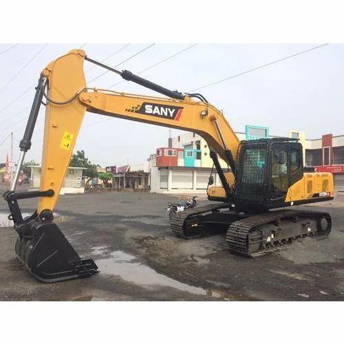 Sany Sy 220 C 9 Excavator