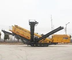 XCMG Cast Iron Mobile Screening Plant, Capacity: 500 Tph, Model Name/Number: XFY1561