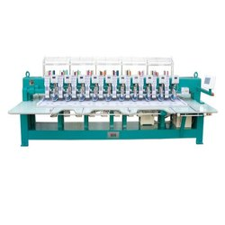 Rhinestone Hot-Fix Embroidery Machine