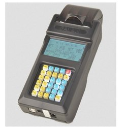 Balaji Manual Portable Billing Machine, Model Name/Number: BBP 3T, Warranty: 1 Year