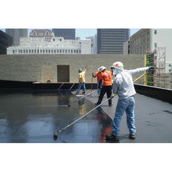 Coal Tar Roof Waterproofing