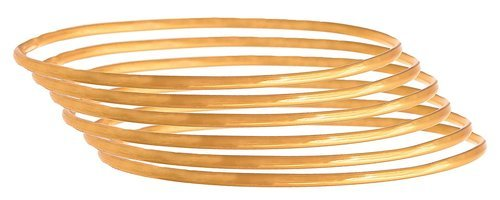 01ca12b8a002a Jfl Traditional Ethnic One Gram Gold Plated Bangles
