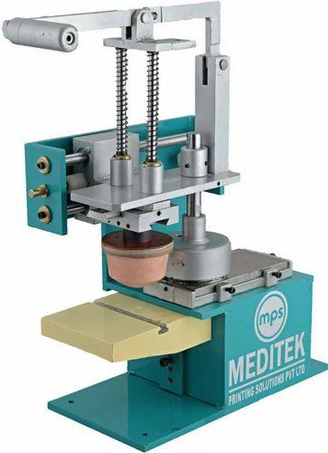 semi automatic manual logo printing machine rs 25000 piece id