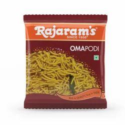 Rajaram''s Omapodi, Packaging Size: 100 Gm
