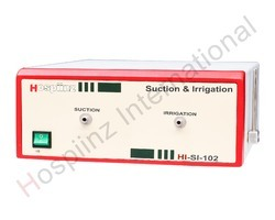 Hi-Si-102 Suction and Irrigation