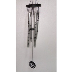 Silver Wind Chime