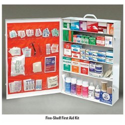First Aid - Fire safety