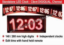 LED Serial Clock