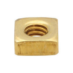 Pn 82151 Brass Square Nut