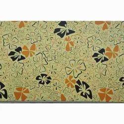 Floral Yellow Designed Aluminium Composite Panel