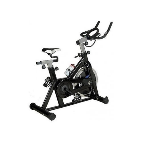 Black Spin Exercise Bike For Gym Rs 12000 Piece Get Set Sports Company Id 12184633873