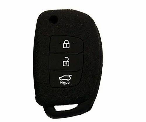 Silicone Remote Key Cover For Hyundai I20 Elite