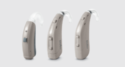 Standard Behind The Ear Hearing Aids