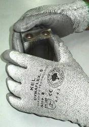 Dyneema Gray Cut Resistance Gloves - Dynaflex 5