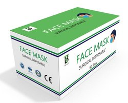 Face Mask Packing Box