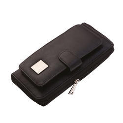 Leatherette Fitting Ladies Wallet