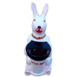 Big Rabbit Dustbin