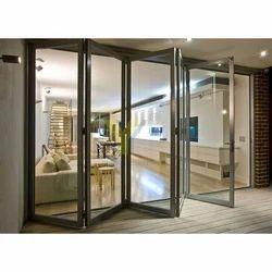 Foldable Sliding Glass Door