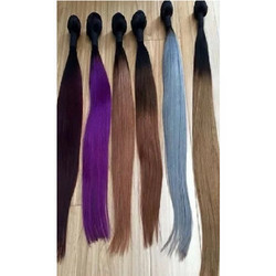Colorful Virgin Hair