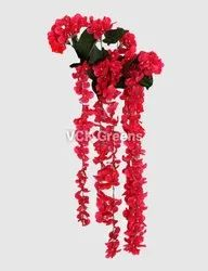 VCK Greens Polyester Artificial Flower Creepers